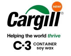 AKCIJA! Sojas vasks konteinersvecēm C-3 NatureWax