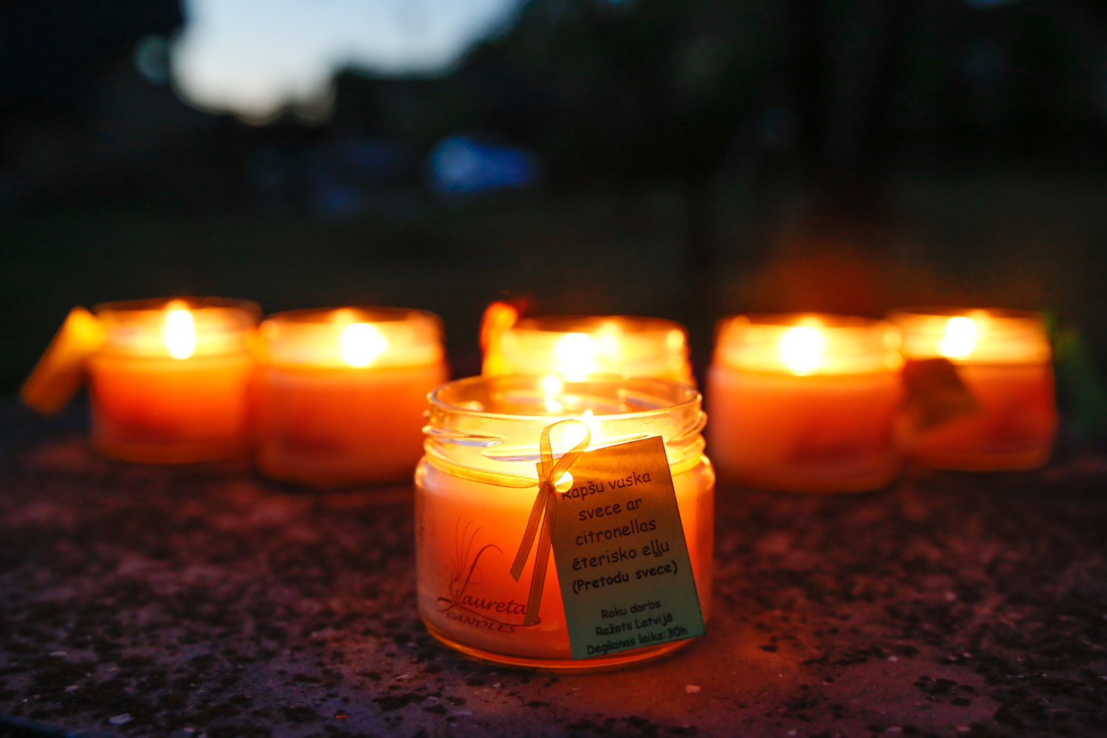 Pretodu sveces