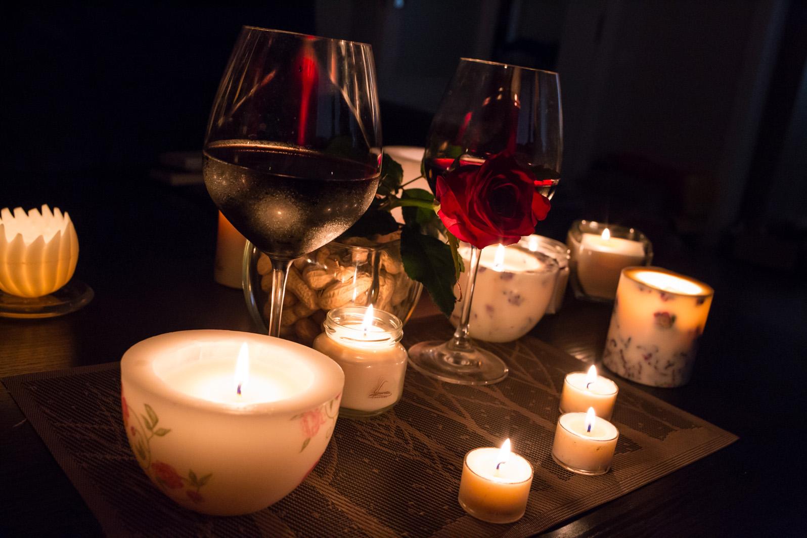 Rapšu vaska sveces